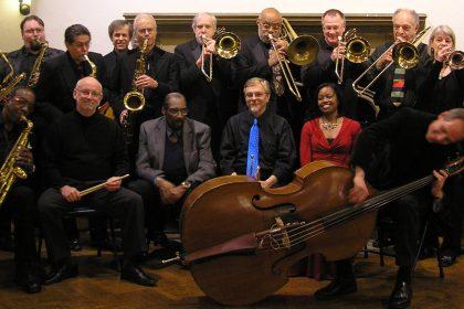 Aardvark Jazz Orchestra at Christmas Concert